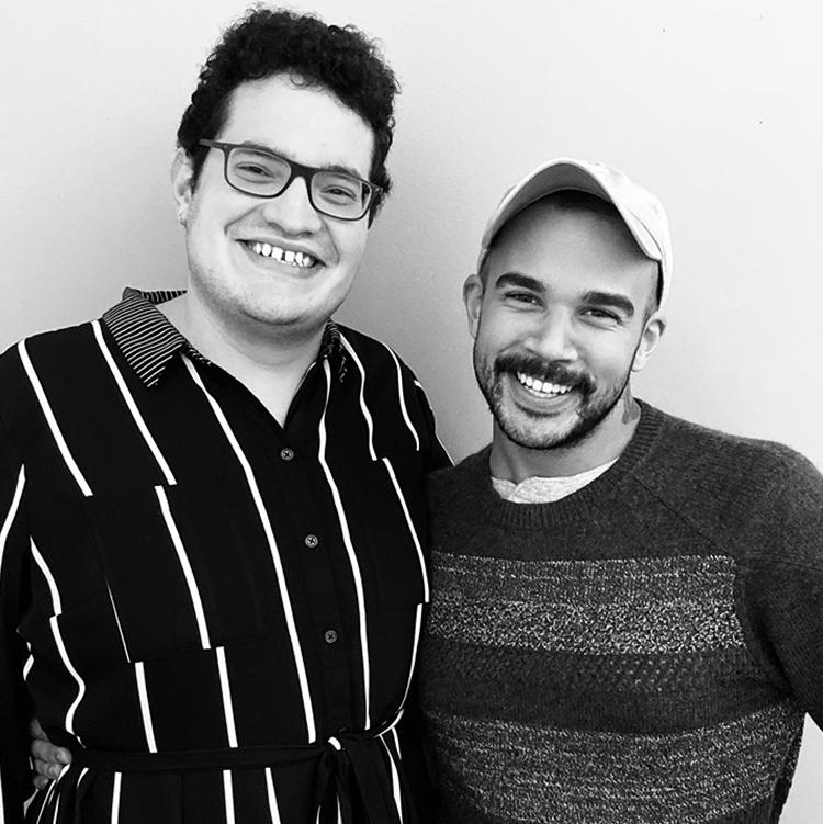 Gustavo & Reggie