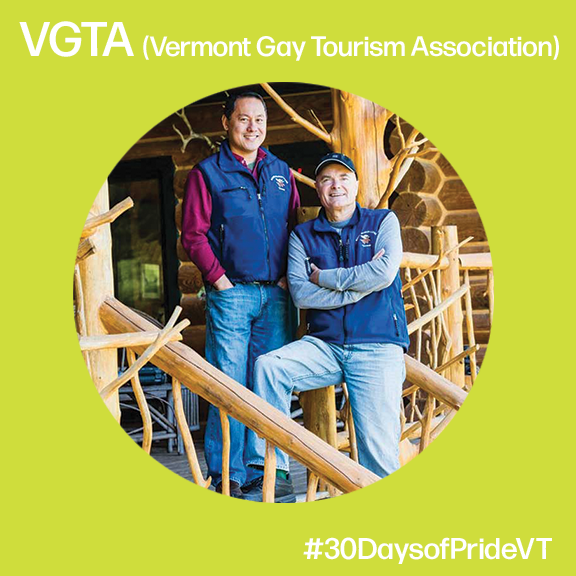 travel vermont Gay