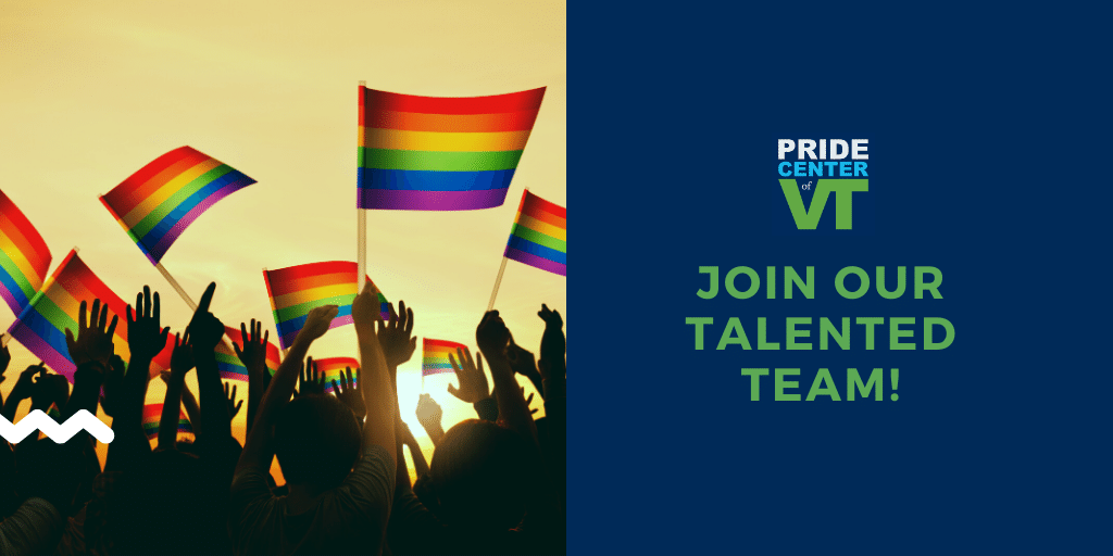 Pride Center is Hiring an Operations Coordinator!