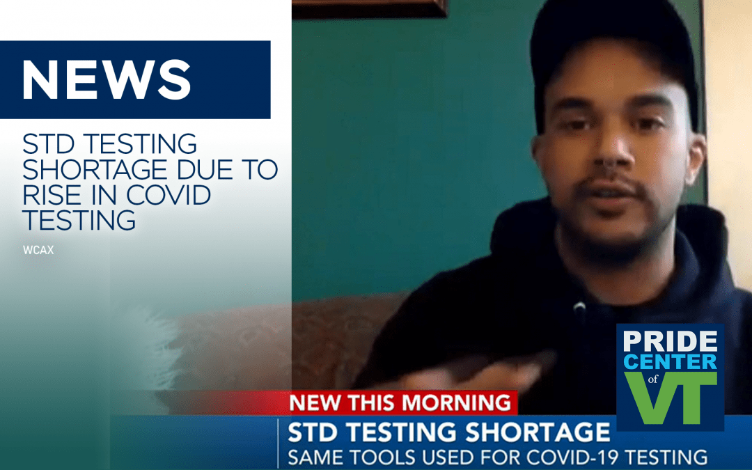 STD Testing Shortage Due to Rise in COVID Testing